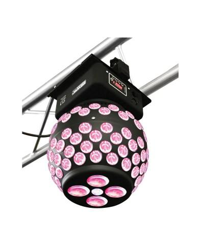Sphère DMX 4 LEDs de 3W 4-en-1 Power Lighting MAGIC BALL
