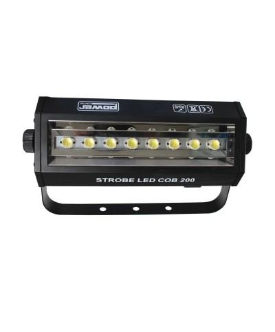 Stroboscope 200W  8 LEDs Blanches Power Lighting STROBE LED COB 200