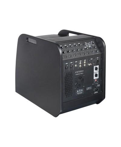 Système amplifié de type triphonique 750W RMS Definitive Audio VORTEX 750 LA