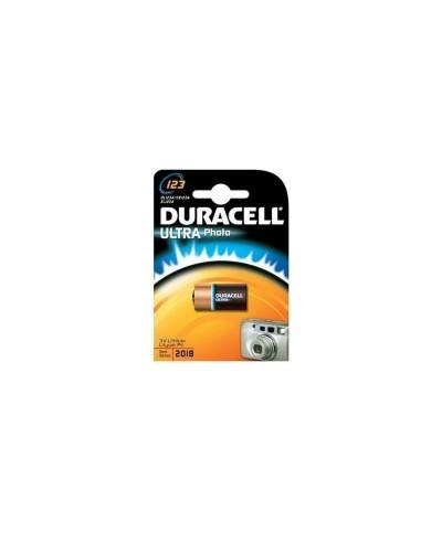 Pile Duracell EL123 3V B Lithium Pack de 10