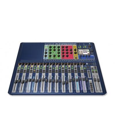 Console de Mixage Numérique SI Expression 2 SOUNDCRAFT 24 pistes