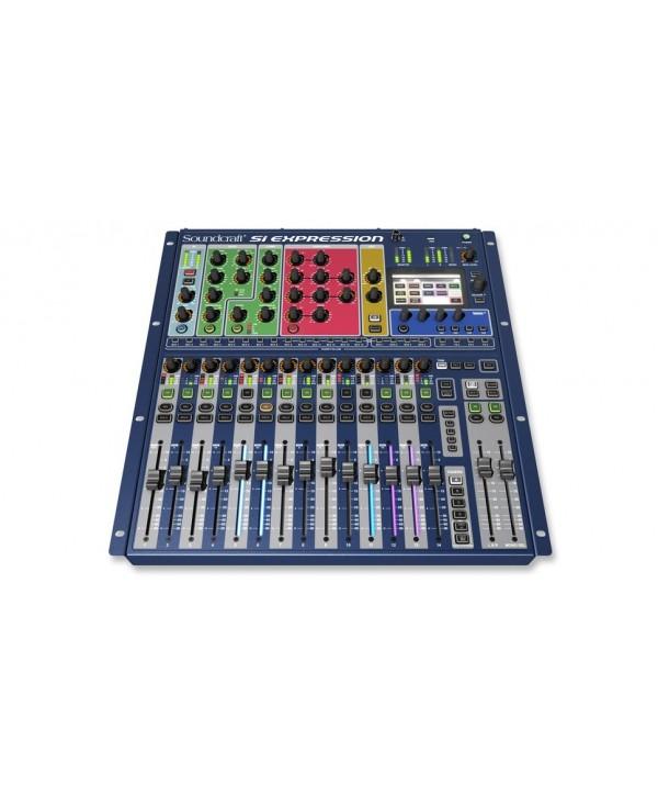 Console de Mixage Numérique SI Expression 1 SOUNDCRAFT 16 pistes