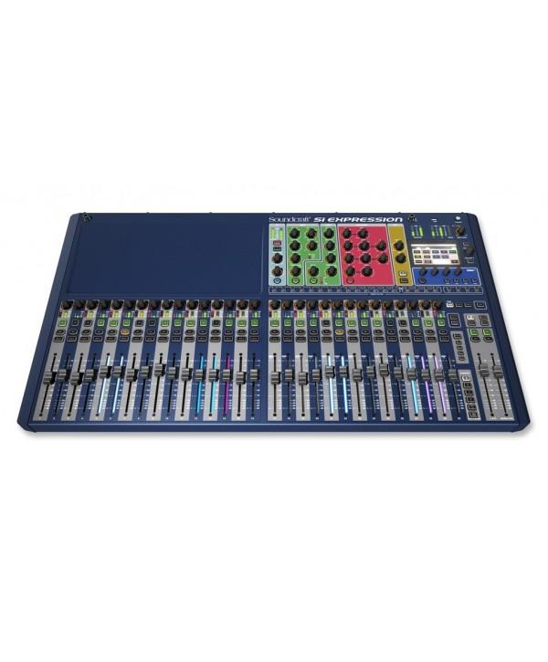 Console de Mixage Numérique SI Expression 3 SOUNDCRAFT 32 pistes (modèle expo)