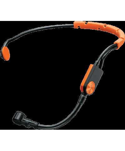 Micro serre-tête STATIQUE CARDIO Shure SM31FH TQG Fitness