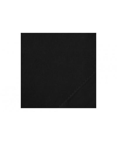 Tissus Coton Gratté THEMIS Noir 140g M2 M1 en 2,6M prix au ML