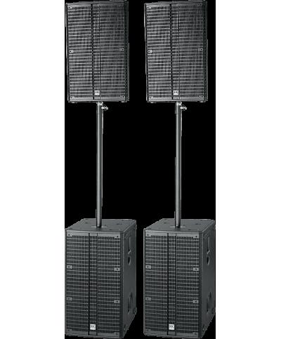 Système Son Amplifié HK AUDIO L5PACK CLUB 4.4KW RMS