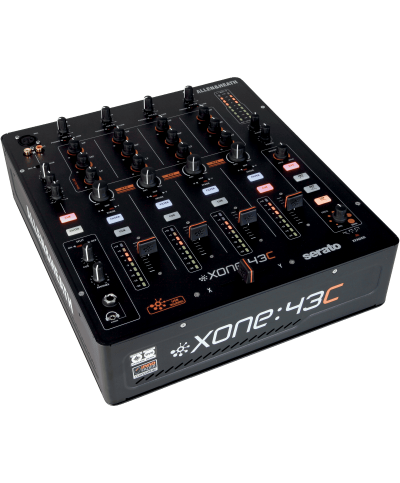 Table de Mixage Allen & Heath Xone 43C avec Carte Son