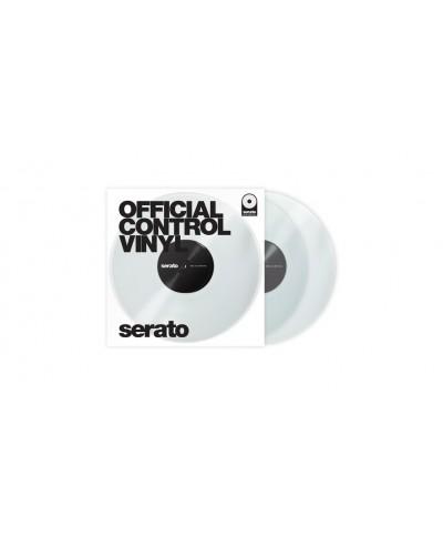 Vinyles de Contrôle SERATO SCRATCH Performance 12P Transparent la paire