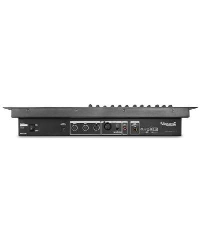 Console Lumière DMX 024 BEAMZ 24 Canaux
