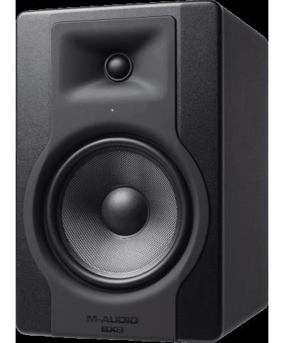 Enceinte Monitoring M-AUDIO BX8 D3 SINGLE 2 Voies 150W
