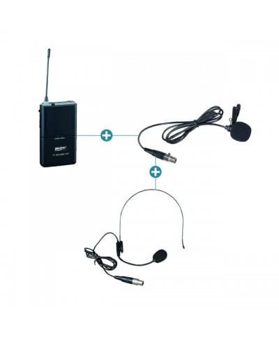 Option Body Pack pour WM 3700-4700 MH UHF Power Acoustics PT 3700/4700 UHF