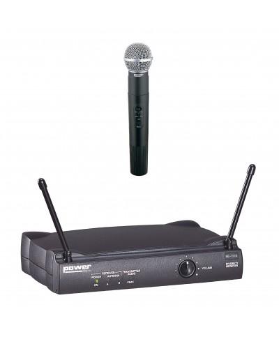 Simple micro main VHF - Freq 186,5 Mhz Power Acoustics WM 3000 MH 186