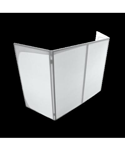 Panneau décoratif en lycra blanc Power Acoustics DJ PANEL 140 Blanc