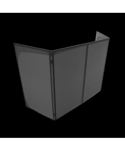 Panneau décoratif en lycra noir Power Acoustics DJ PANEL 140 Noir