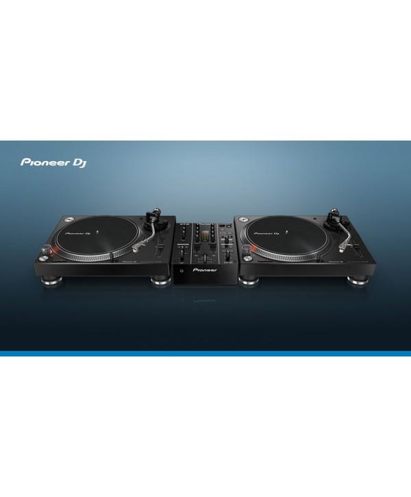 Pack PIONEER DJM-250 et 2 PLX-500