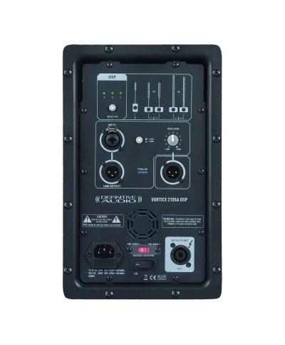 Caisson de Basses actif DSP 750W Definitive Audio VORTICE 210SA DSP