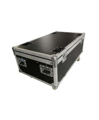 Flight Case pour 4 barres à leds Power Acoustics FC BARLED 4