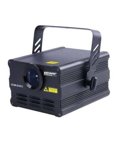 Laser SATURNE 500 RGB V2 Power Lighting 500 mW