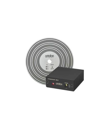 Outil de réglage pour platine vinyle Ortofon SB-2 STROBOSCOPE