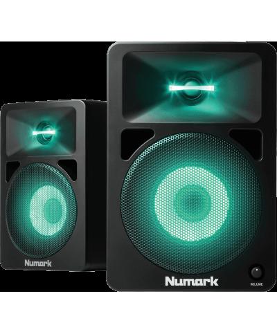 Monitor Actif NWAVE 580L Numark La Paire 2x20w