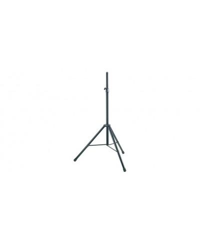 KONIG & MEYER 21436 Speaker Stand Pied en aluminium compact pour enceinte, finition noire