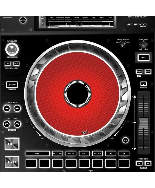 Dj Skins Denon DJ SC 5000 JOGWHEEL SMARTIBOY Skins la paire