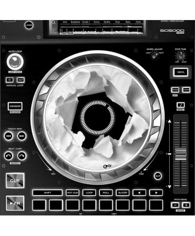 Dj Skins Denon DJ SC 5000 JOGWHEEL BREAKOUT Skins la paire