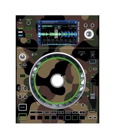 Dj Skins Denon DJ SC 5000 PEACEMAKER Skin