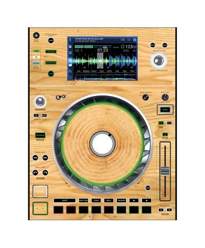 Dj Skins Denon DJ SC 5000 WOODY Skin