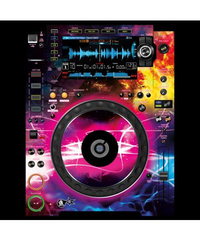 Dj Skins Pioneer DJ CDJ 2000 NXS 2 BOOTSHAUS Skin