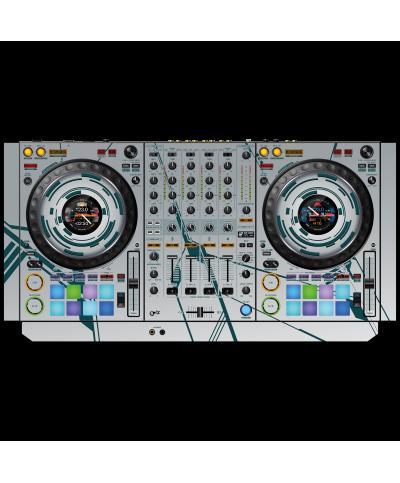 Dj Skins Pioneer DJ DDJ 1000 CONSTRUCTOR Skin