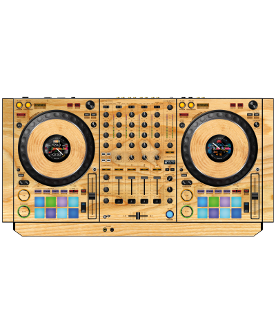 Dj Skins Pioneer DJ DDJ 1000 WOODY Skin