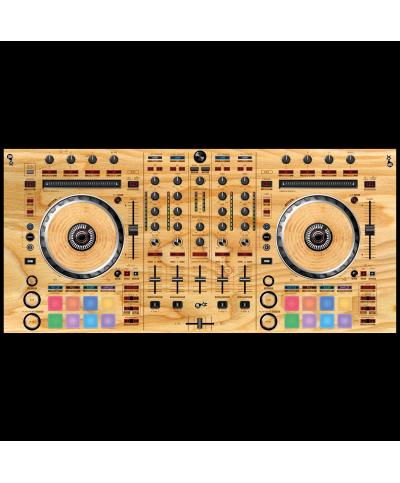 Dj Skins Pioneer DJ DDJ SX 2 WOODY Skin