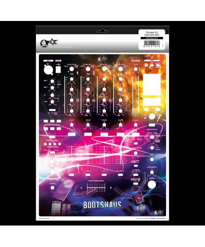 Dj Skins Pioneer DJ DJM 900 NXS BOOTSHAUS Skin