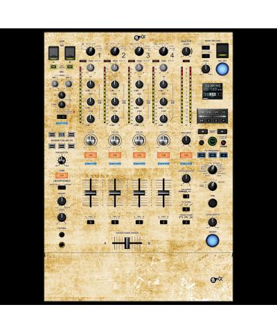 Dj Skins Pioneer DJ DJM 900 NXS 2 REVERB Skin
