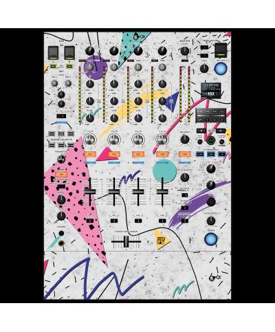 Dj Skins Pioneer DJ DJM 900 NXS 2 MIZUCAT Skin