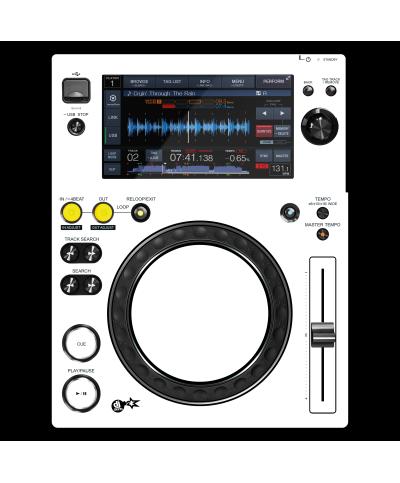 Dj Skins Pioneer DJ XDJ 700 WHITE aka STAR TROOPER Skin