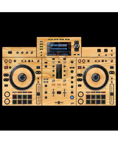 Dj Skins Pioneer DJ XDJ RX 2 WOODY Skin