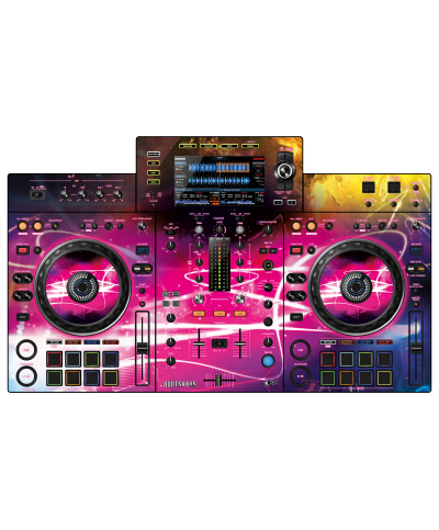 Dj Skins Pioneer DJ XDJ RX 2 BOOTSHAUS Skin