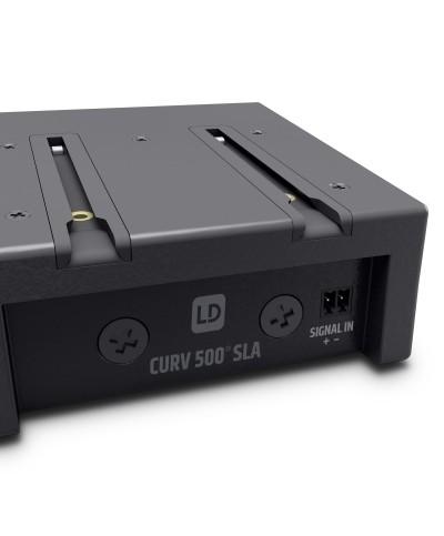 Adaptateur SmartLink pour un maximum de 4 satellites CURV 500®, noir LD Systems CURV 500 SLA
