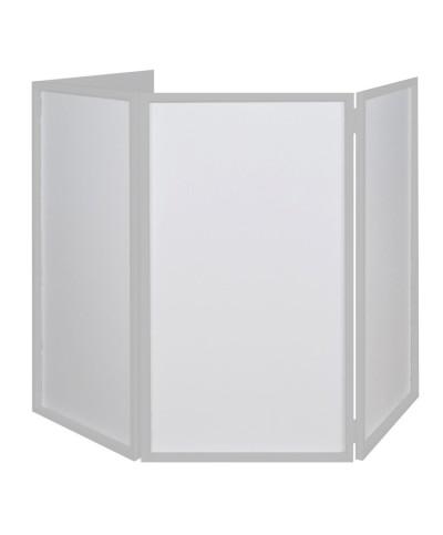 Tissus pour Event FACADE Scrims 4 pièces Blanc