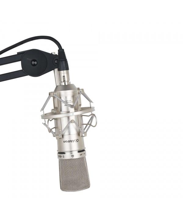 Micro Studio Electret silver Alctron MC 003S
