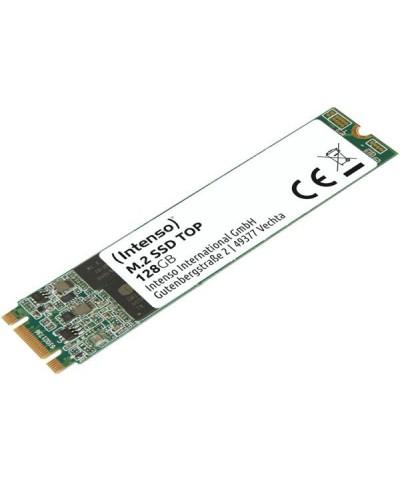 Intenso M.2 SSD TOP 128GB SATA III Disques durs SSD Interne
