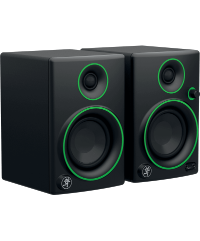 MONITORING CR Monitor bi-amplifié 50W peak 3P la paire CR3 Mackie