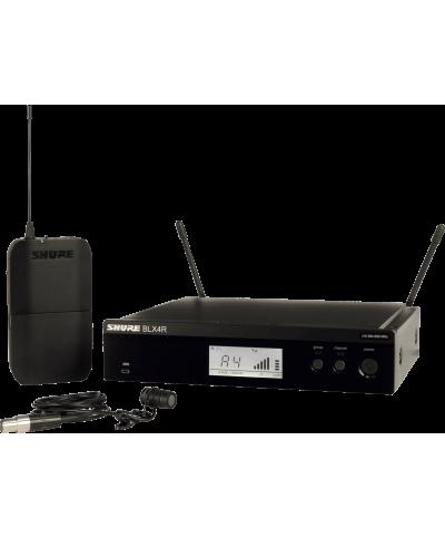 Système HF Shure Cravate BLX14RE-WL185 M17 Rackable
