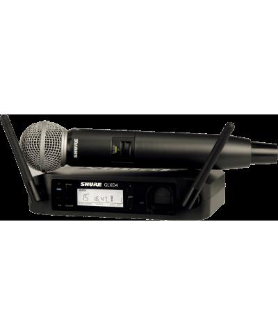 Système HF Shure Main GLX-D GLXD24E-SM58 Z2