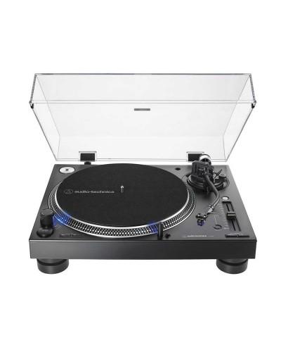 Platine Vinyle AUDIO TECHNICA AT-LP140XP Noir Entrianement Direct
