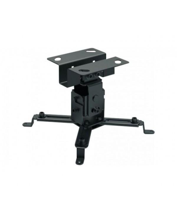 Support Plafond Vidéo-Projecteur Bras 130mm platine