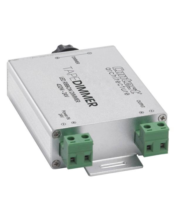 TAPEDIMMER Dimmer pour Ruban Mono couleur 24VDC 432W Max