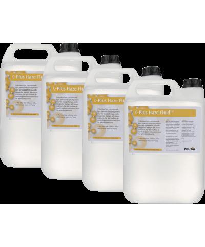 Liquide C-Plus Fluid 4x5L Martin By Harman